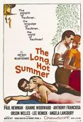 Poster de «The Long, Hot Summer»