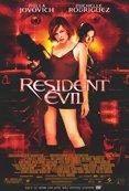 Poster de «Resident Evil»