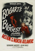 Poster de «Action in the north atlantic»