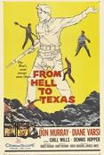 Poster de From Hell to Texas