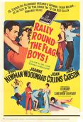 Poster de «Rally 'Round the Flag, Boys!»