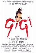 Poster de Gigi