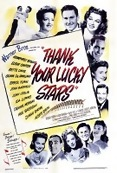 Poster de «Thank Your Lucky Stars»