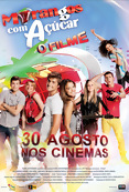 Poster de &#171;Morangos com Aucar: o filme&#187;