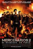 Poster de &#171;Os Mercenrios 2&#187;