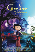 Poster de «Coraline e a Porta Secreta (V.O.)»