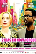 Poster de &#171;2 Dias em Nova Iorque&#187;