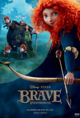 Poster de &#171;Brave - Indomvel (V.O.)&#187;