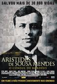 Poster de «Aristides de Sousa Mendes - O Cônsul de Bordéus»