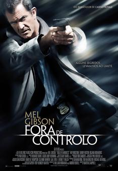 Poster de «Fora de Controlo»
