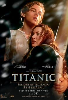 Poster de «Titanic (3D)»