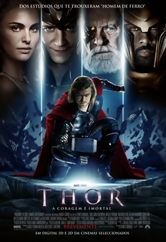 Poster de «Thor»