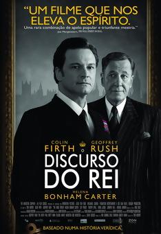 Poster de «O Discurso do Rei»