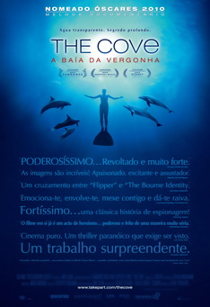Poster de «The Cove - A Baía da Vergonha»