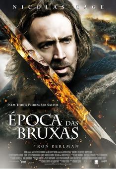 Poster de «Época das Bruxas»