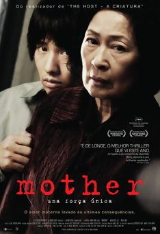 Poster de «Mother - Uma Força Única»