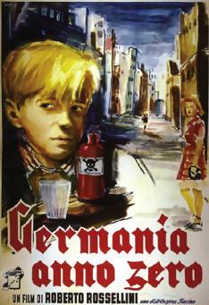 Capa do filme: Alemanha, Ano Zero