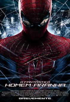 Poster de «O Fantástico Homem-Aranha (3D) »