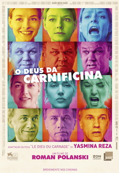 Poster de «O Deus da Carnificina (Digital)»