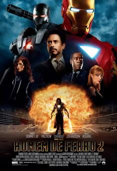 Poster de «Homem de Ferro 2»