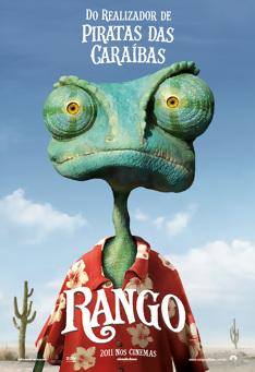 Poster de «Rango (V.O.)»