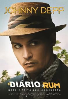 Poster de «O Diário a Rum (Digital)»