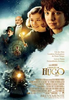 Poster de «A Invenção de Hugo (Digital)»