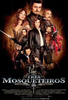 Poster de «Os Três Mosqueteiros (3D)»