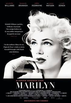 Poster de «A minha semana com Marilyn (Digital)»