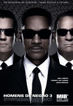 Poster de «MIB - Homens de Negro 3 (3D)»