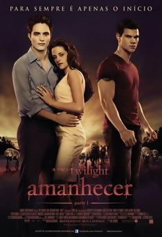 Poster de «A Saga Twilight - Amanhecer Parte 1 (Digital)»