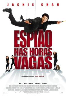 Poster de «Espião nas Horas Vagas»