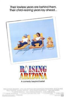 Poster de «Arizona Junior»
