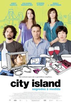 Poster de «City Island - Segredos à Medida»