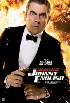 Poster de «O Regresso de Johnny English (Digital)»