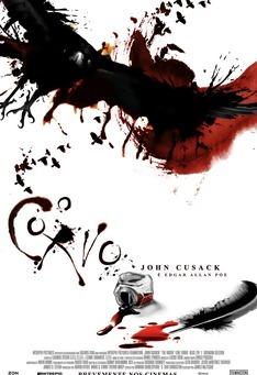 Poster de «O Corvo»