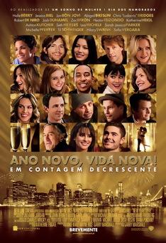 Poster de «Ano Novo, Vida Nova!»