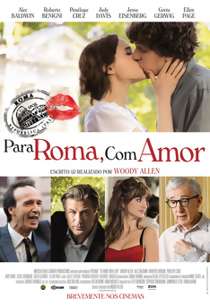 Poster de «Para Roma, com Amor»