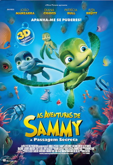 Poster de «As Aventuras de Sammy: A Passagem Secreta (V.P. Digital)»