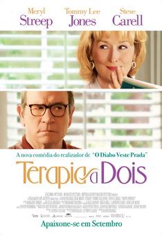Poster de «Terapia a Dois »