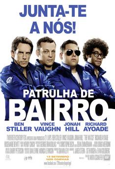 Poster de «Patrulha de Bairro »