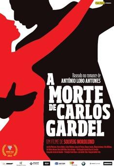 Poster de «A Morte de Carlos Gardel»