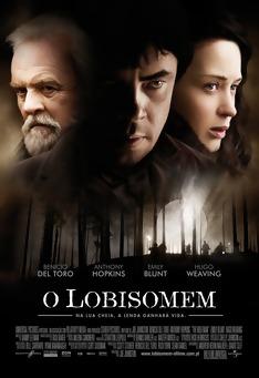 Poster de «O Lobisomem»