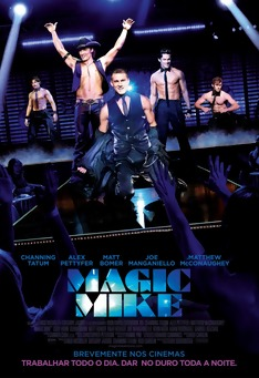 Poster de «Magic Mike »