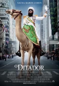 Poster de «O Ditador (Digital)»