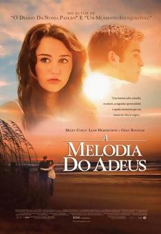 Poster de «A Melodia do Adeus»