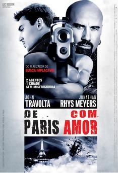 Poster de «De Paris com Amor»