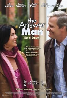 Poster de «The Answer Man - Eu e Deus»