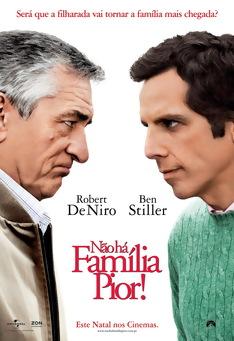 Poster de «Não há Família Pior!»
