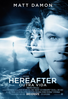 Poster de «Hereafter - Outra Vida (Digital)»
